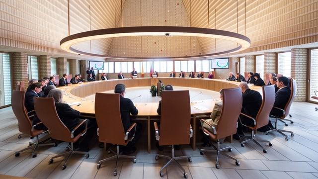 Il Landtag en il Principadi da Liechtenstein.