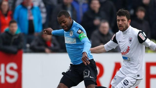 Kim Jaggy verstärkt den FC Aarau.