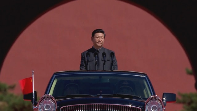 Video «Die neue Seidenstrasse – Chinas Weg zur Welteroberung (1/2)» abspielen
