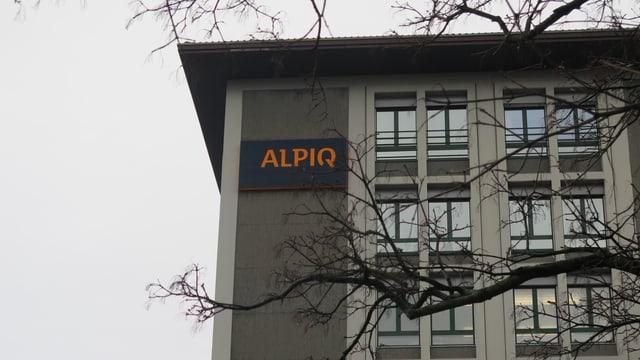 Bürogebäude.