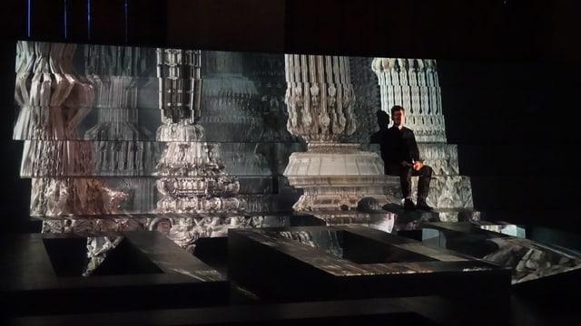 Cun agind d'in projectur ha Origen gia ina giada mussà tge ch'ins po spetgar questa stad.