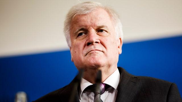 Horst Seehofer.