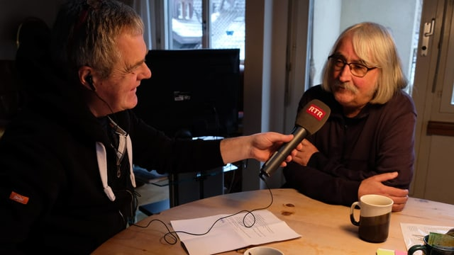 Ueli Mooser ha 75 (Artitgel cuntegn audio)