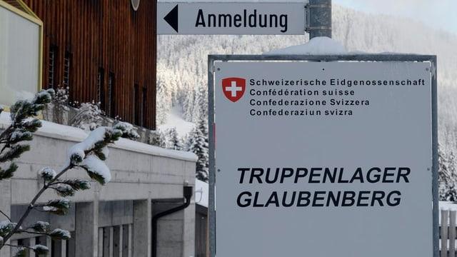 Der Bund will 2016 auf dem Glaubenberg im Kanton Obwalden ein Asylzentrum eröffnen.