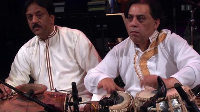 Ein Still aus dem Film «Song of Lahore»