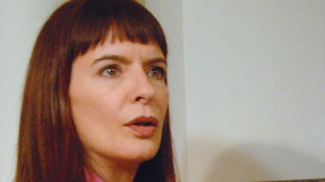 Isabelle von Siebenthal spielt Catherine Lüthi-Blanc.