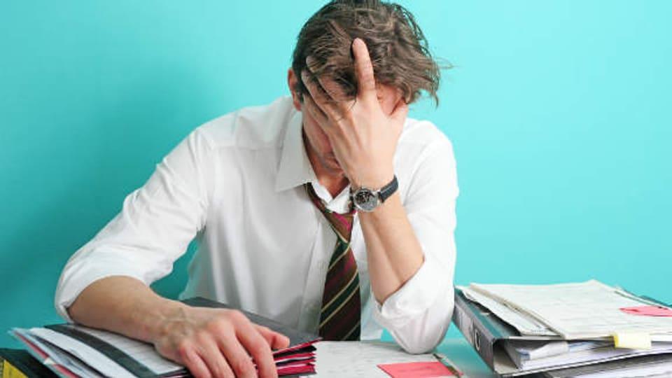 Die Arbeitssucht kann in einem Burnout gipfeln. Muss aber nicht.