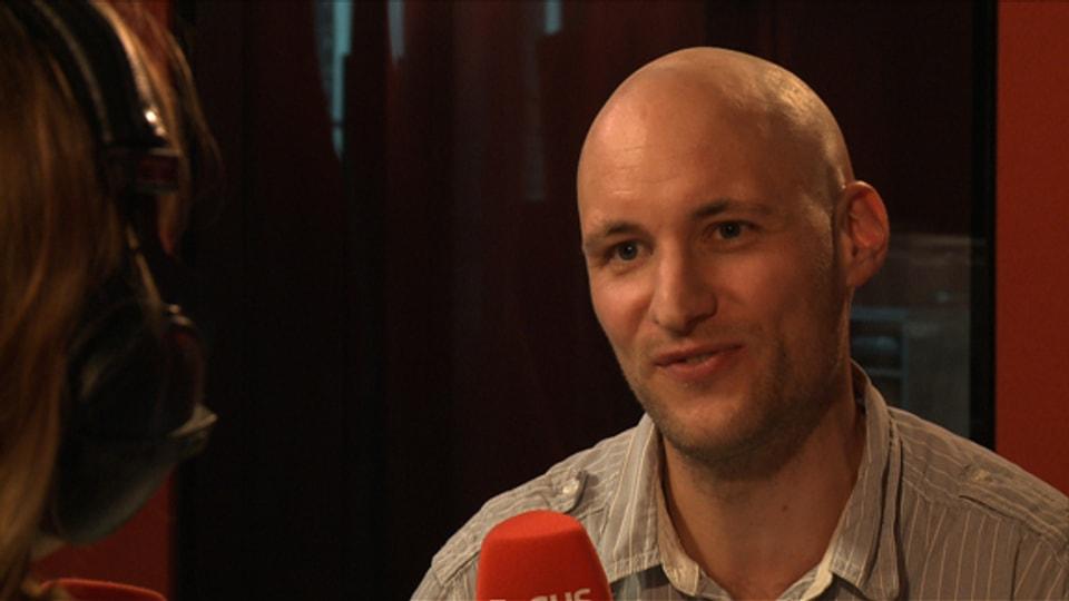 Dominik Brülisauer, Autor von «Schallwellenreiter»