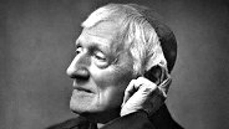 Kardinal John Henry Newman, 1887.