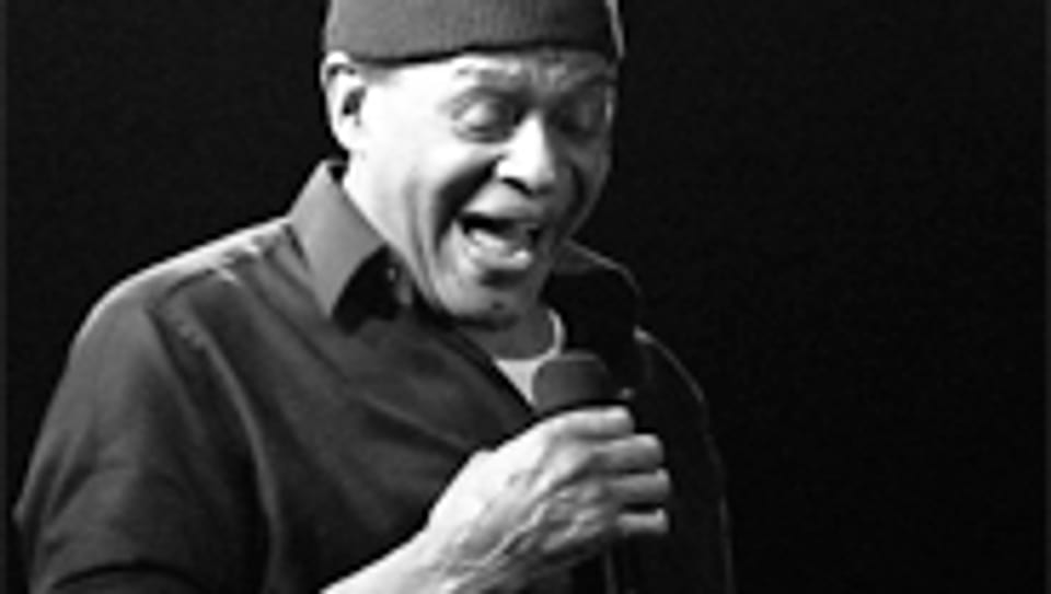 Al Jarreau am North Sea Jazz Festival, 2006.