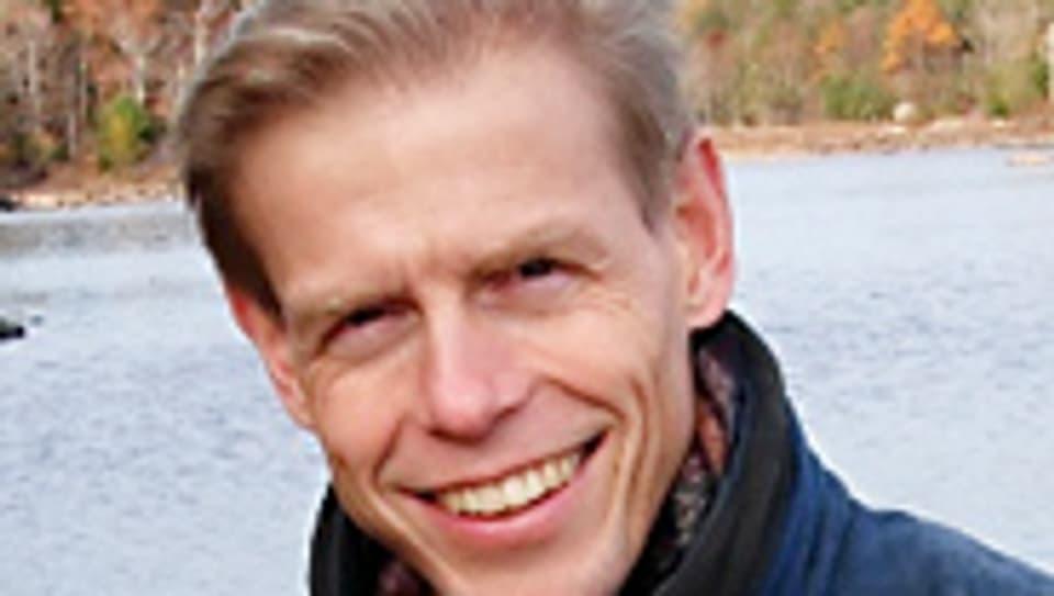 Peter A. Gloor, Trendforscher.