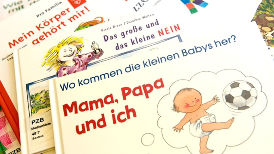 Wo die Babys genau herkommen, ist vielen Jugendlichen auch heute nicht ganz klar.