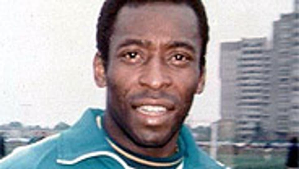 Pelé: Weltfussballer des vergangenen Jahrhunderts