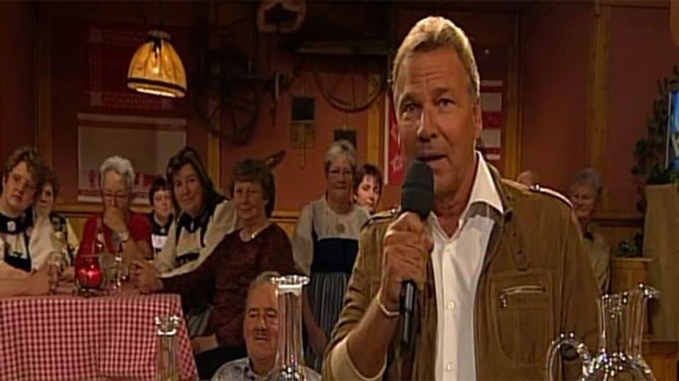 Kurt Zurfluh, Moderator «Hopp de Bäse»