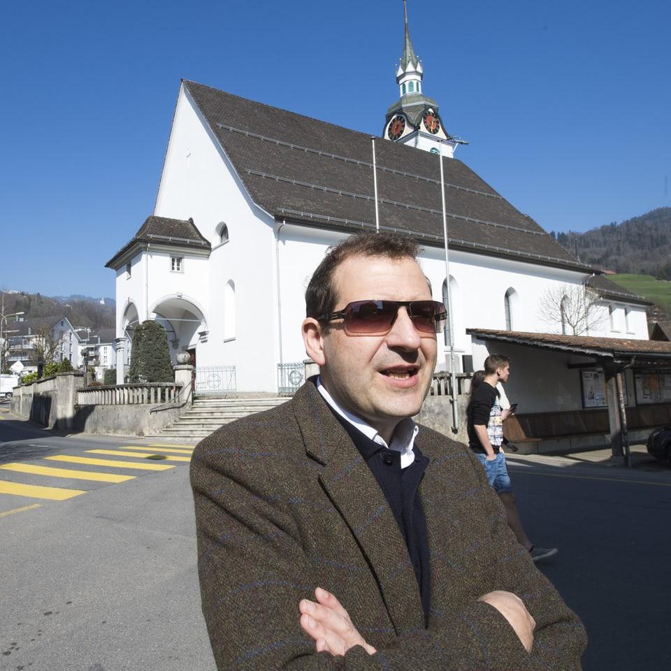 Giuseppe Gracia verlässt Bistum Chur