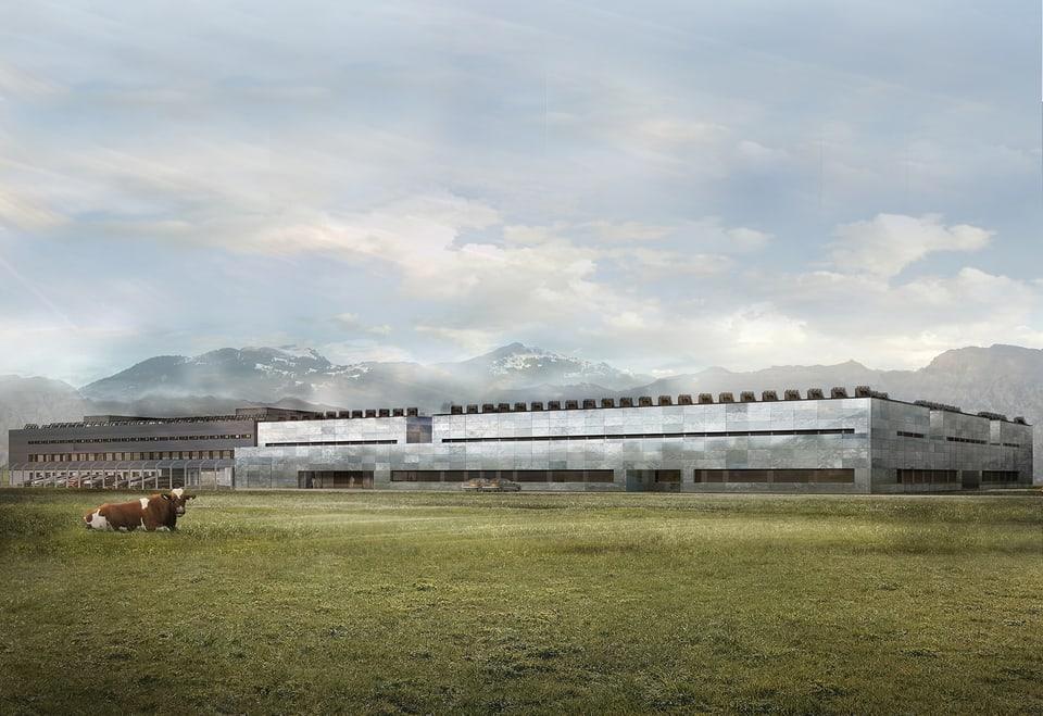 Bau des Gefängnisses Altstätten verzögert sich