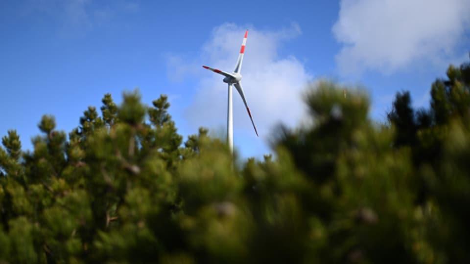 Windpark Burg ist einen Schritt weiter
