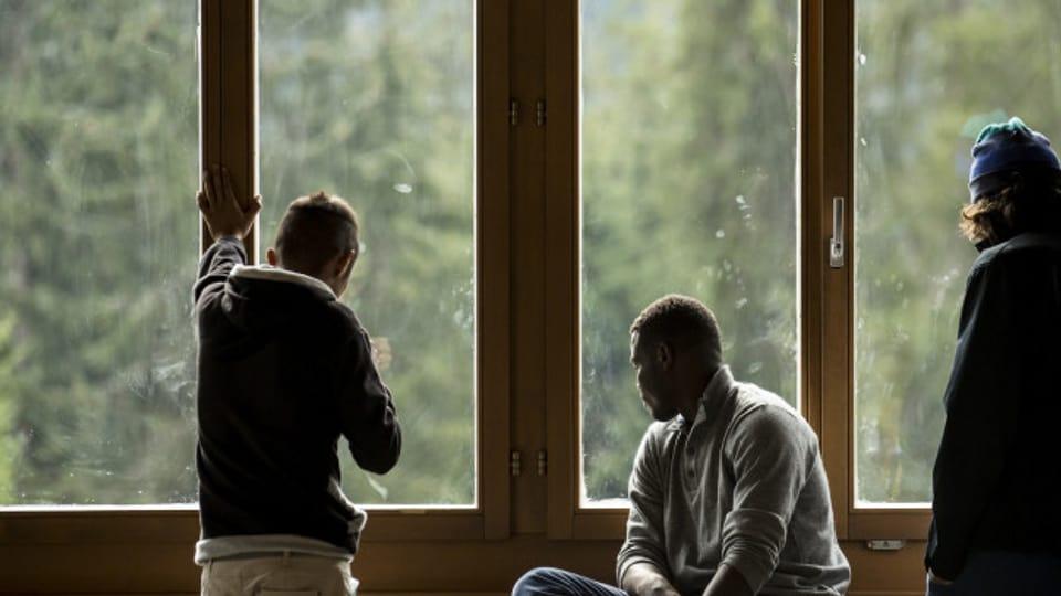 Einige Flüchtlinge in Aargauer Asylunterkünften haben jahrelang zu wenig Unterstützung erhalten.