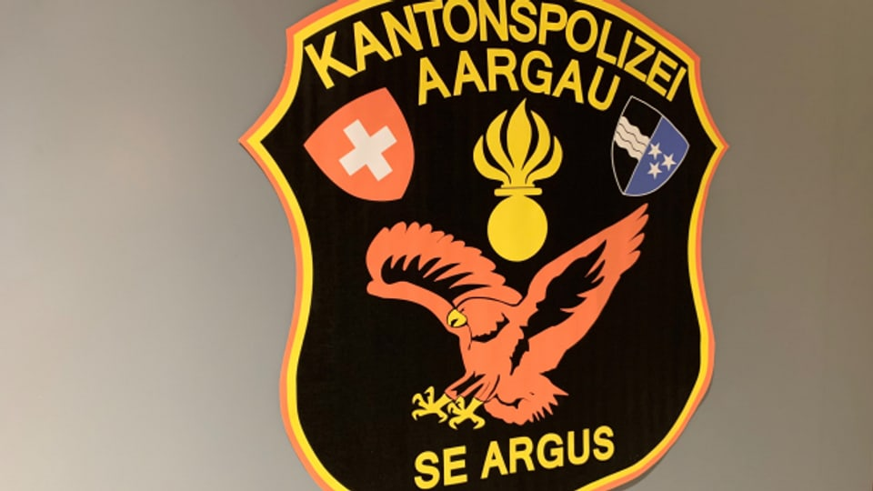 Die Sondereinheit Argus der Kantonspolizei Aargau war in Wettingen im Einsatz.