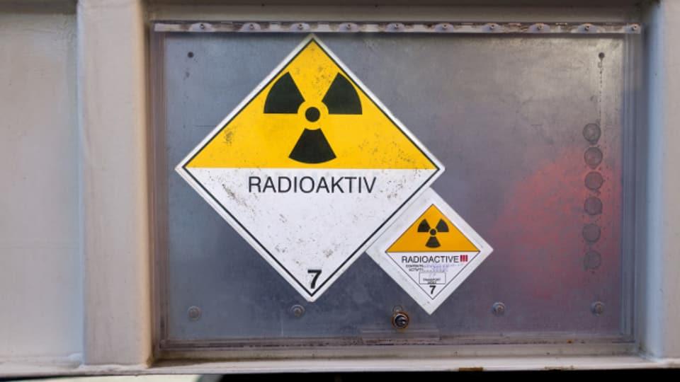 Eine Anlage für die Verpackung radioaktiver Abfälle soll nicht im Aargau entstehen, so die Aargauer Regierung.