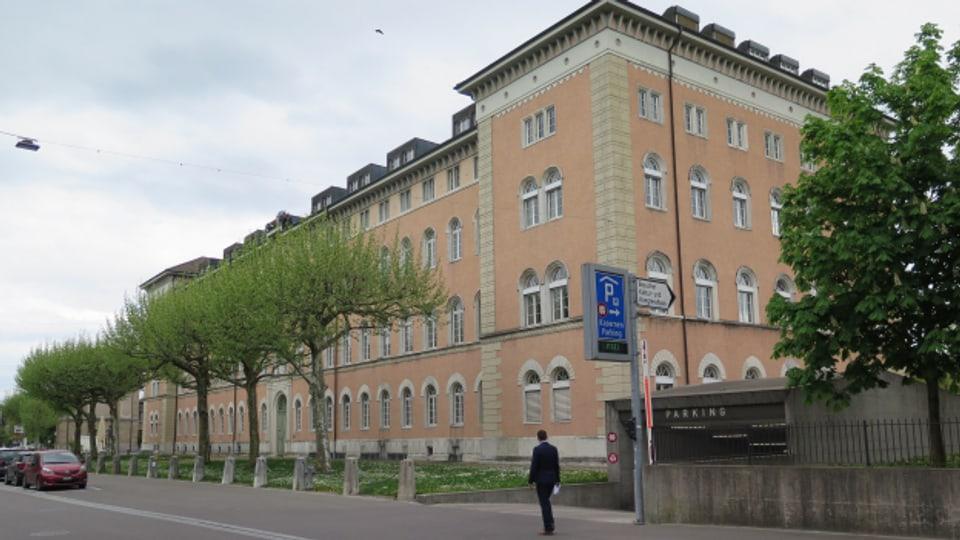 Was kommt in Zukunft auf das Kasernenareal: Aarau soll weiterplanen.