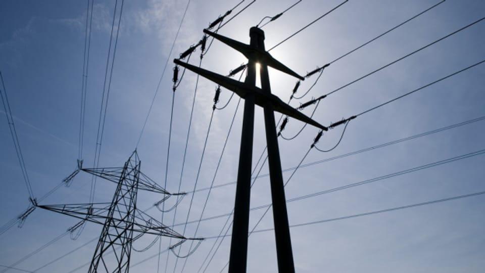 Ein Defekt an einer Leitung sorgte für den Aarauer Stromausfall (Symbolbild)