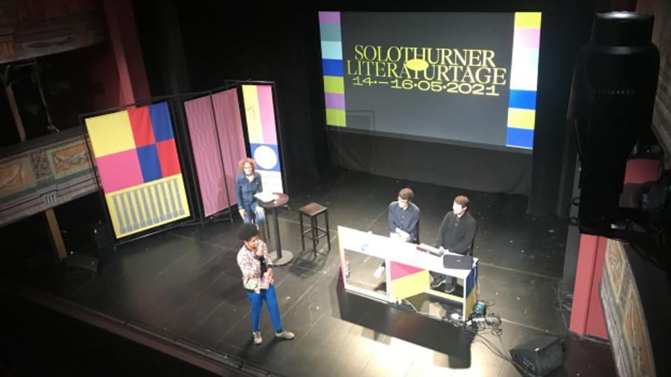Solothurner Literaturtage wollen 2022 die Zuschauerinnen und Zuschauer wieder im Saal begrüssen