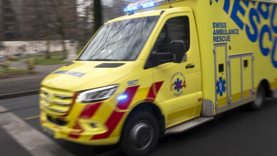 Die freiwilligen Helfer sind oft schneller als die Ambulanz