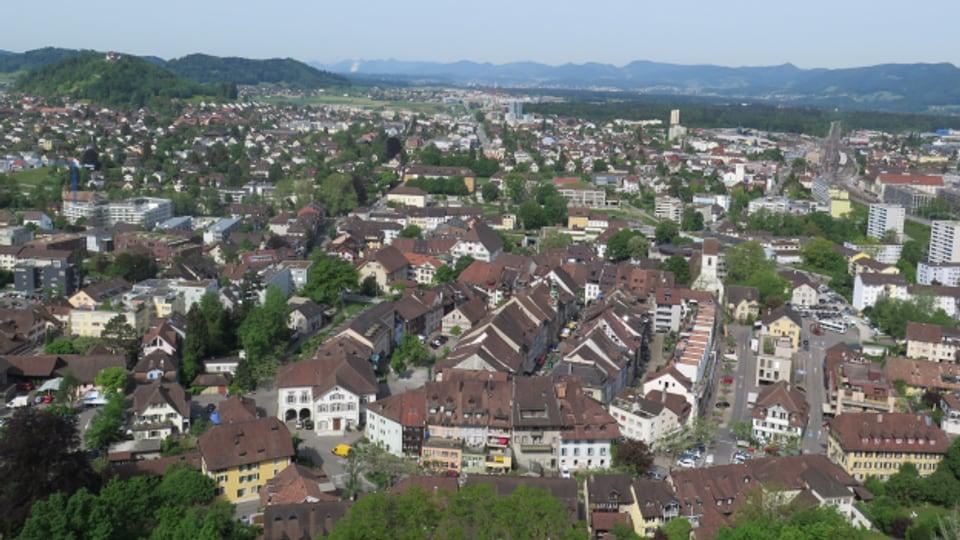 Wohin mit der neuen Kantonsschule in Lenzburg?