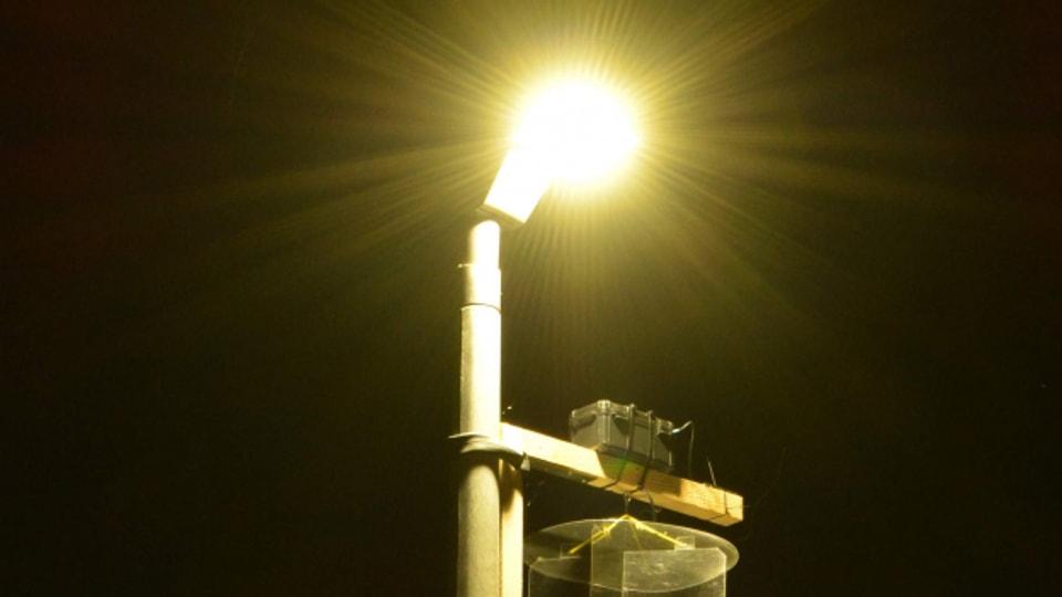 Der Bund sucht die beste Strassenlampe.