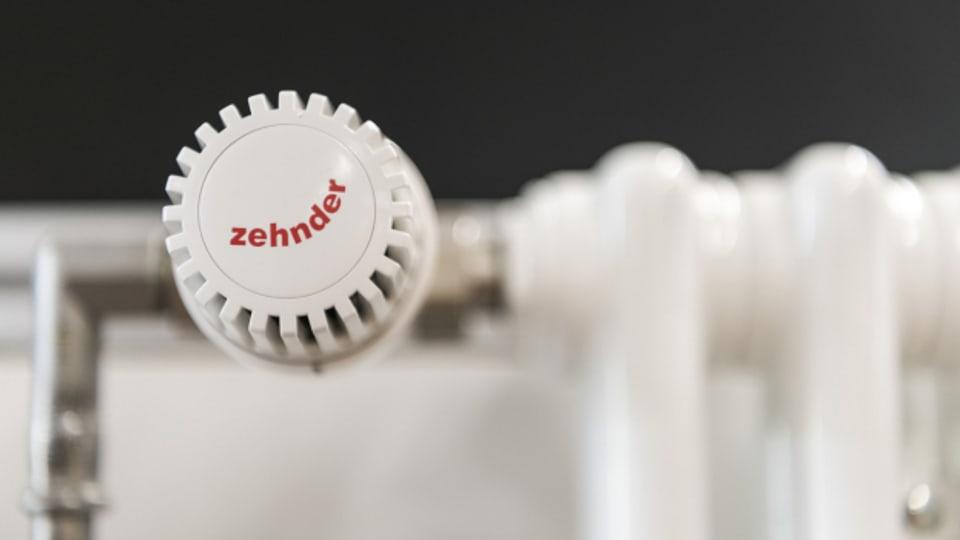 Bei der Heizungs- und Lüftungsfirma Zehnder läuft's