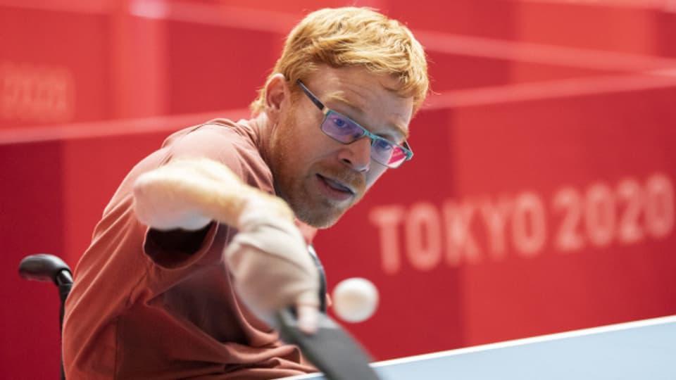 Silvio Keller aus Wallbach ist wie bereits in Rio auch in Tokio an den Paralympics dabei.