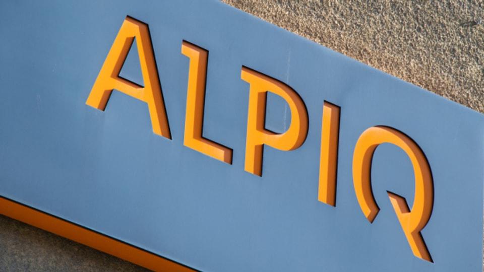 Alpiq mit mehr Umsatz und Gewinn: Fürs ganze 2021 erwartet der Stromkonzern ein positives Ergebnis unter dem Vorjahr.