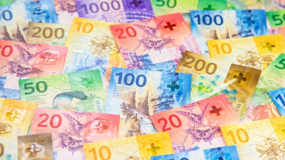 Der Kanton Solothurn gibt im Jahr 2022 rund 2.4 Milliarden Franken aus und hofft, dass er gleich viel einnimmt.