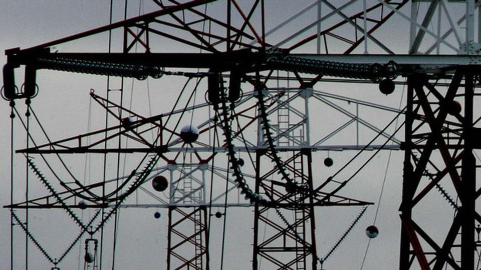 Wie sieht in Zukunft die Stromversorgung, der Strommix aus? Die Regierung kann nur Vermutungen anstellen.
