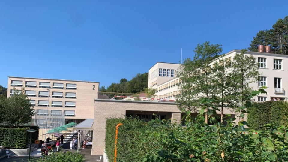 Ein gemeinsames Oberstufenzentrum (Bild) bedeute auch eine engere Zusammenarbeit zwischen den Bez-, Sek- und Realstufen, heisst es in Baden.