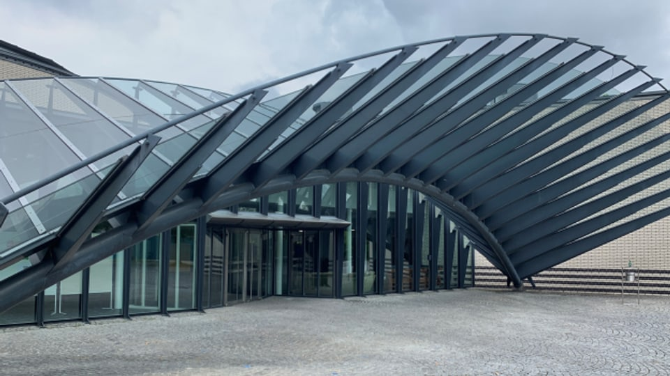 Der Notenschnitt für die Kanti (hier Wohlen) soll im Aargau nicht steigen.