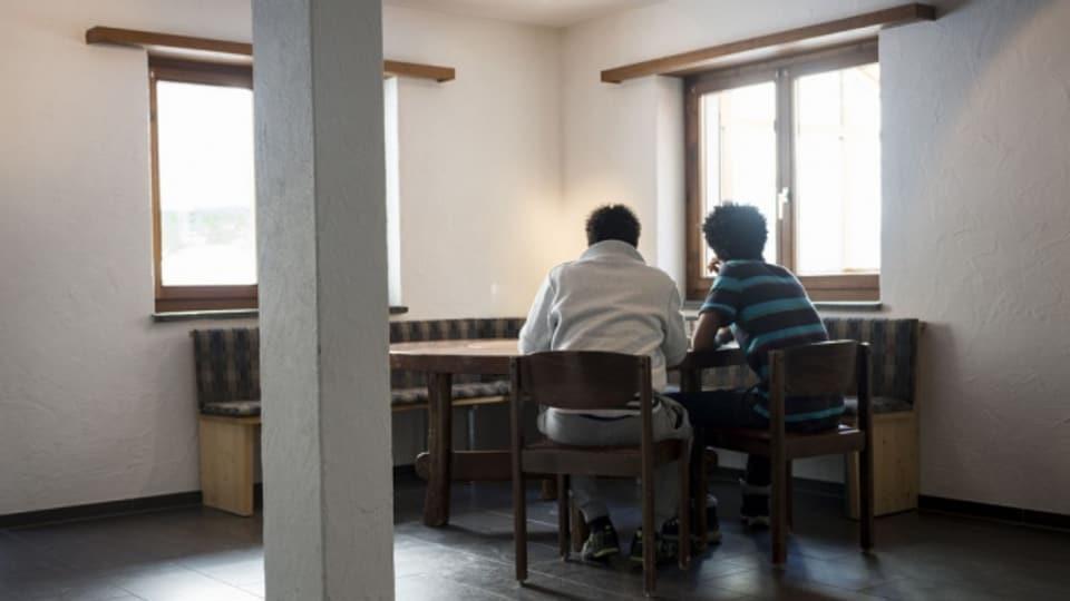 Immer mehr kommen minderjährige Asylsuchende ohne Begleitung in die Schweiz.