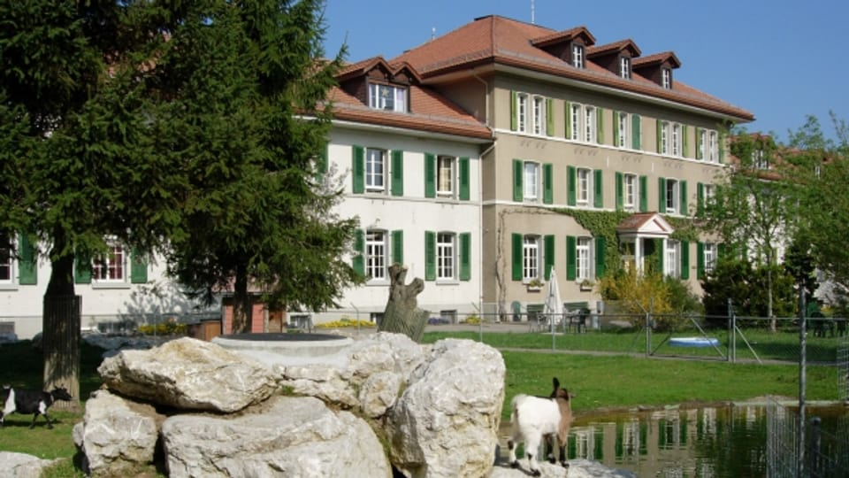 Das Altersheim Kühlewil ist eines der schützenswerten Gebäude im Kanton Bern.