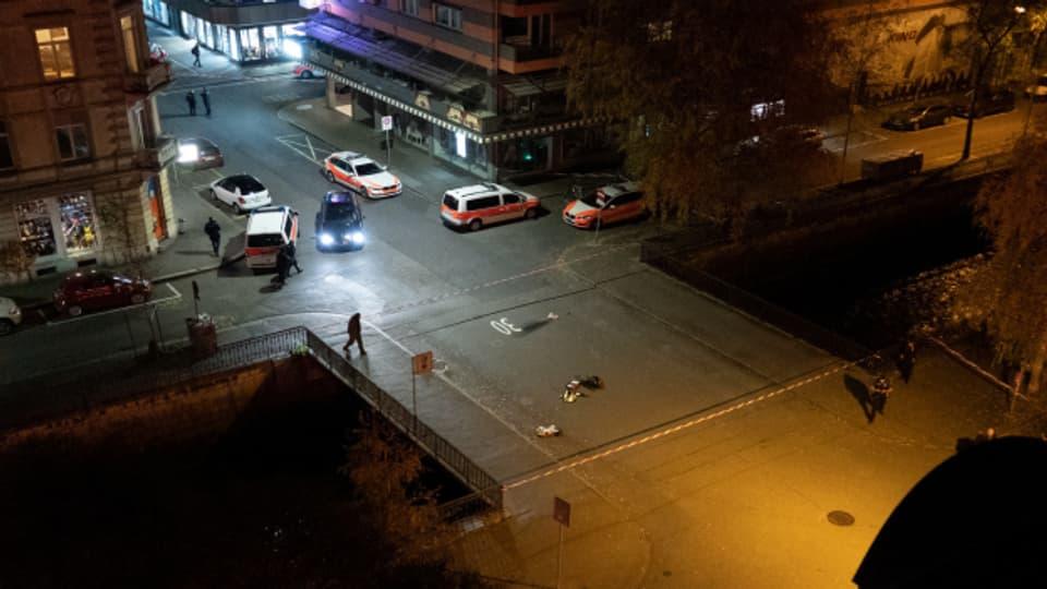 Biel: Mann bei Festnahme angeschossen