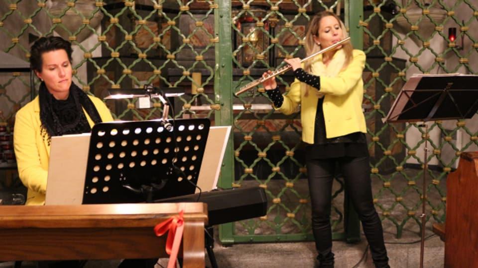 Konzert vor acht Personen – Ensemble spielt am Festival «Hier und Jetzt»