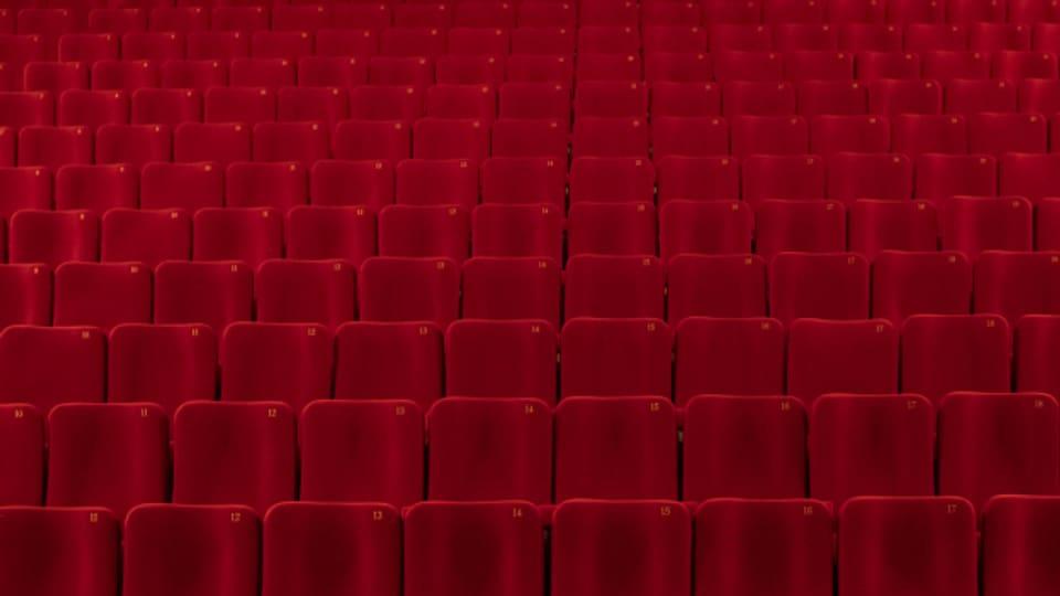 Momentan sind im Theater und Kinos keine Vorstellungen erlaubt.