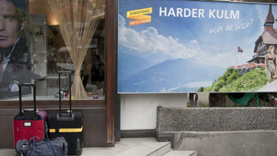 Gerade jetzt wäre es wichtig, mit Werbung neue Gäste anzuziehen, findet man bei Interlaken Tourismus.