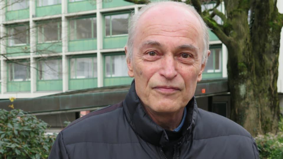 «Mein Beruf war immer auch mein Hobby», sagt Bernhard Giger.