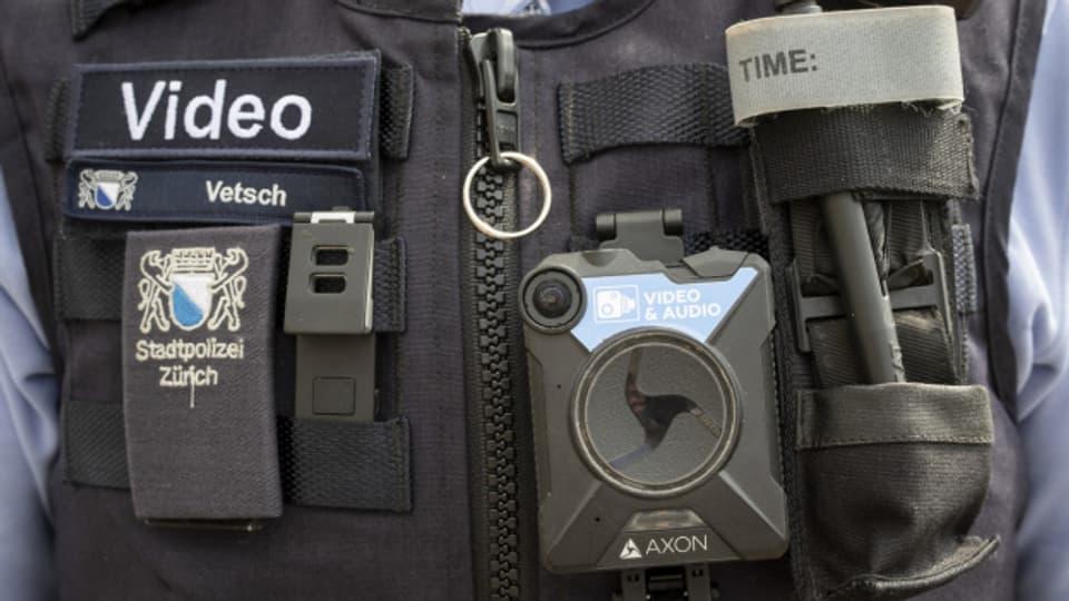 In Zürich macht man es schon – jetzt führt auch Bern die Bodycam ein.