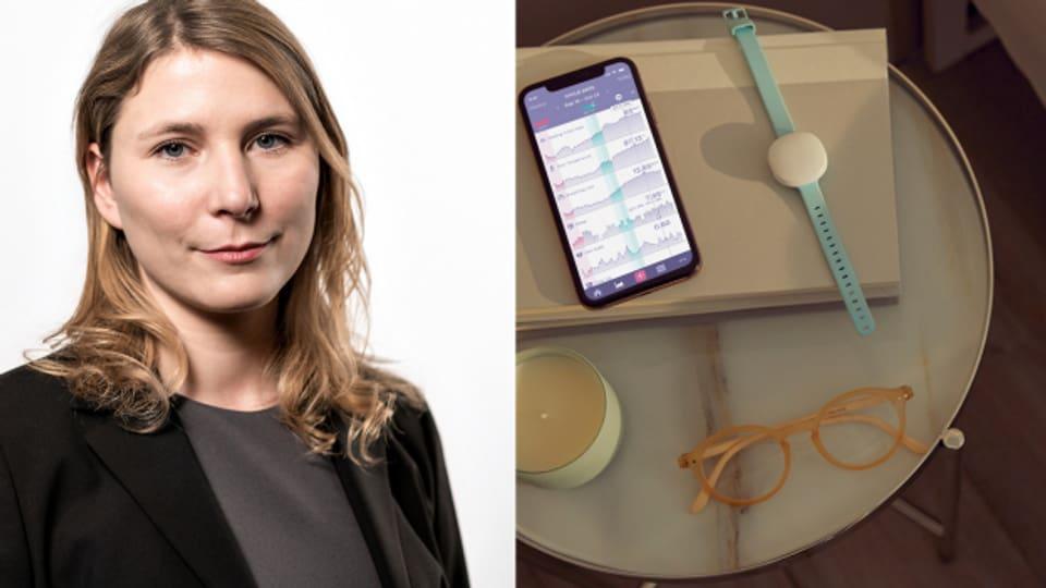 Lea von Bidder hat mit 30 schon zwei eigene Firmen gegründet.