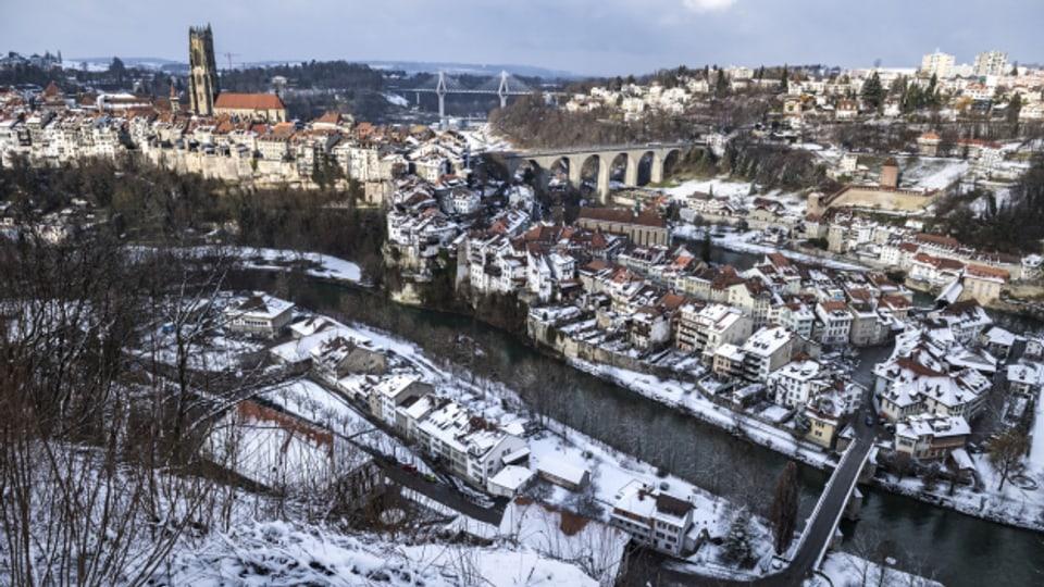 Der Kanton Freiburg unterstützt die Freiburger Wirtschaft mit 50 Millionen Franken.