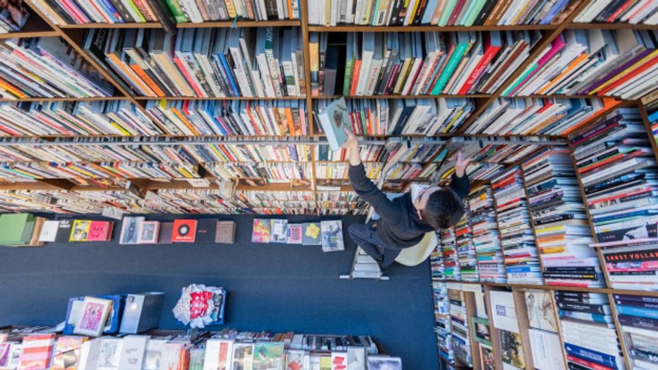 Bücher werden in die unterschiedlichsten Sprachen übersetzt.