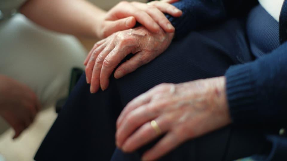 Bis 2050 gibt es im Kanton Bern doppelt so viele alte Menschen.