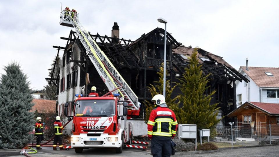 Feuer löschen statt arbeiten - das führt zu Konflikten mit den Arbeitgebern
